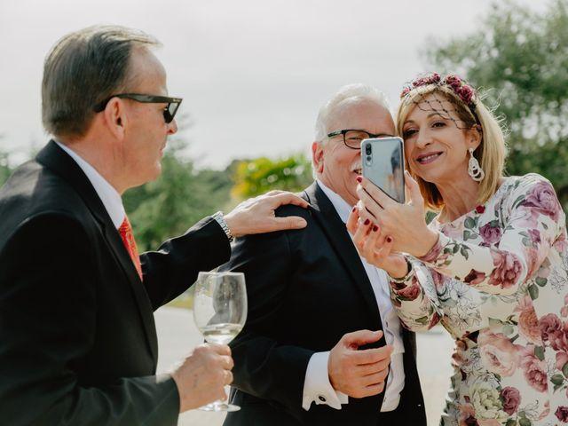 La boda de Pablo y Paula en San Agustin De Guadalix, Madrid 27