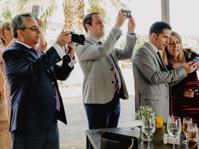 La boda de Pablo y Paula en San Agustin De Guadalix, Madrid 26