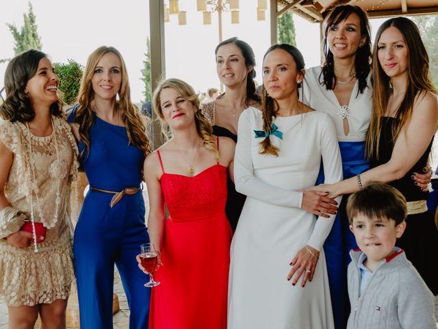 La boda de Pablo y Paula en San Agustin De Guadalix, Madrid 25