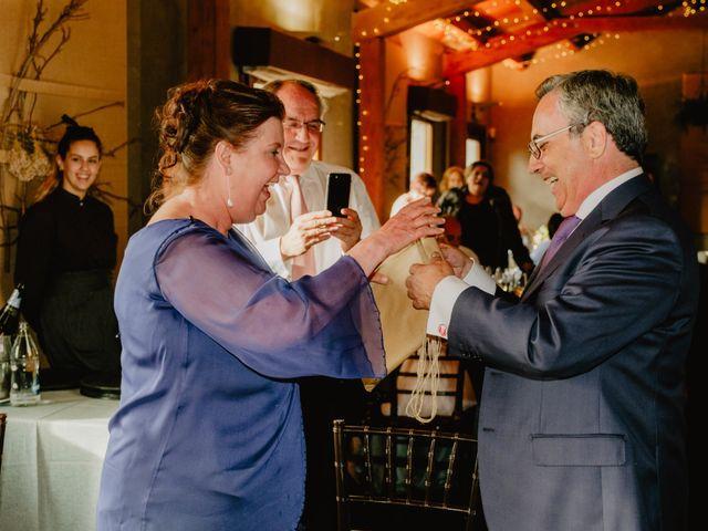 La boda de Pablo y Paula en San Agustin De Guadalix, Madrid 49