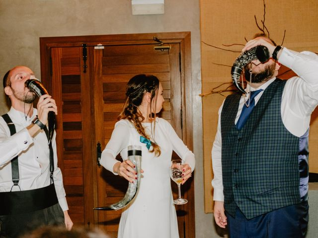 La boda de Pablo y Paula en San Agustin De Guadalix, Madrid 57