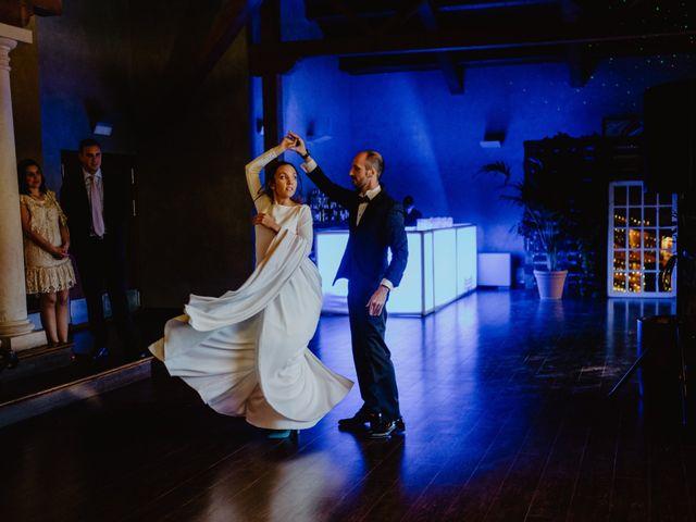 La boda de Pablo y Paula en San Agustin De Guadalix, Madrid 45