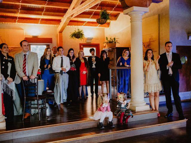 La boda de Pablo y Paula en San Agustin De Guadalix, Madrid 42