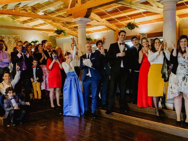 La boda de Pablo y Paula en San Agustin De Guadalix, Madrid 41
