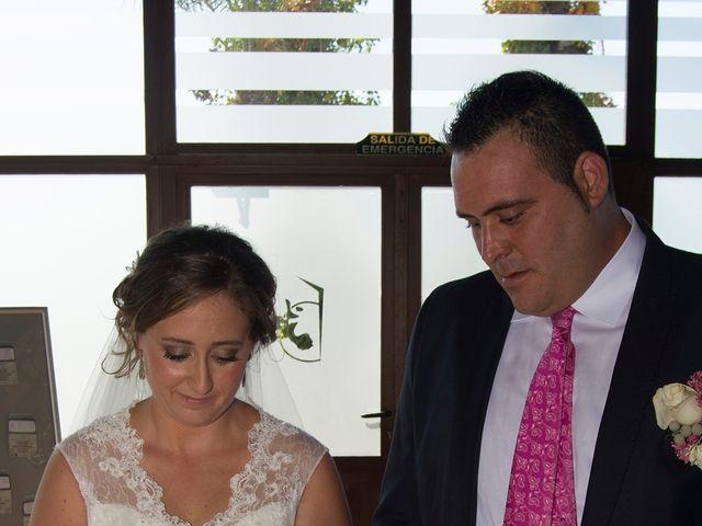 La boda de David y Sonia en Venta Del Pobre, Almería 3