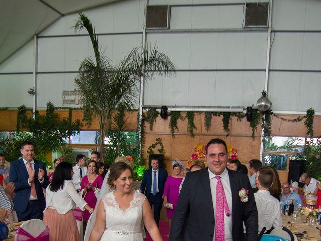 La boda de David y Sonia en Venta Del Pobre, Almería 5