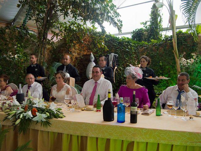 La boda de David y Sonia en Venta Del Pobre, Almería 7