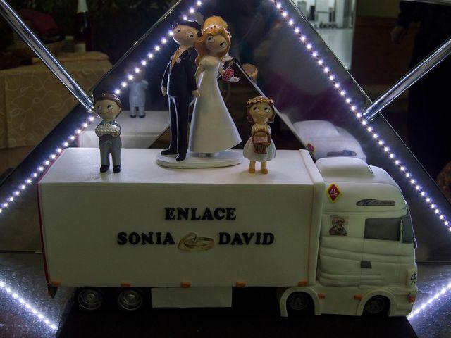 La boda de David y Sonia en Venta Del Pobre, Almería 9