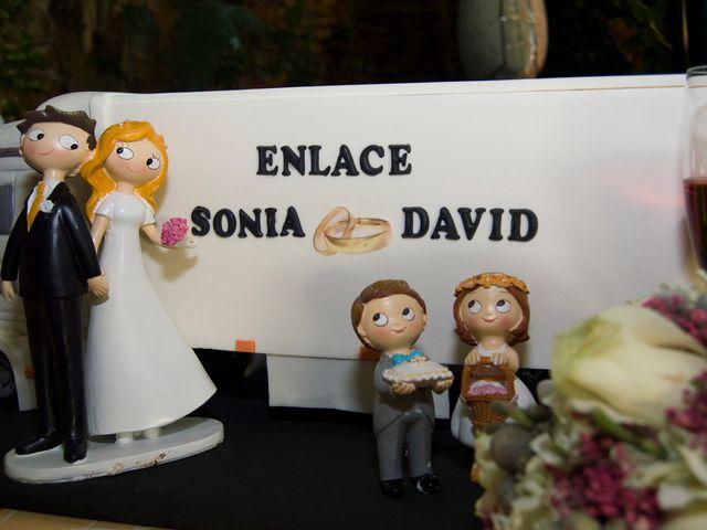 La boda de David y Sonia en Venta Del Pobre, Almería 10