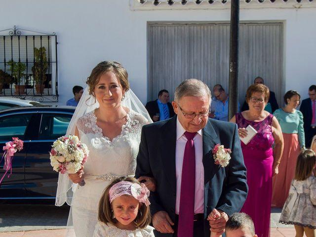 La boda de David y Sonia en Venta Del Pobre, Almería 11