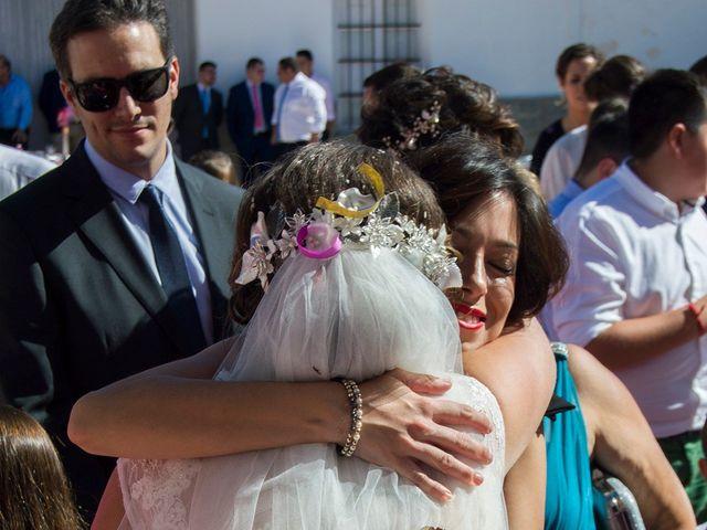 La boda de David y Sonia en Venta Del Pobre, Almería 17