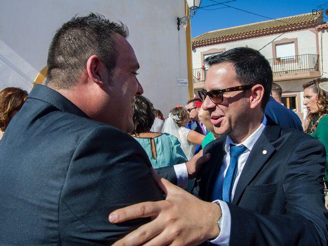 La boda de David y Sonia en Venta Del Pobre, Almería 18