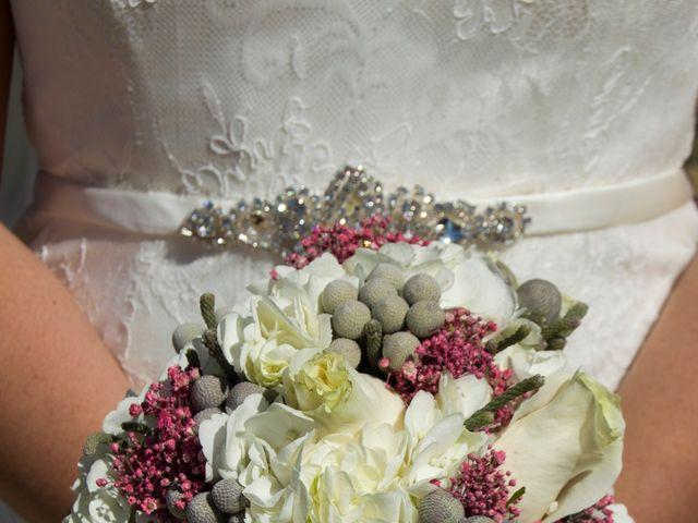 La boda de David y Sonia en Venta Del Pobre, Almería 19
