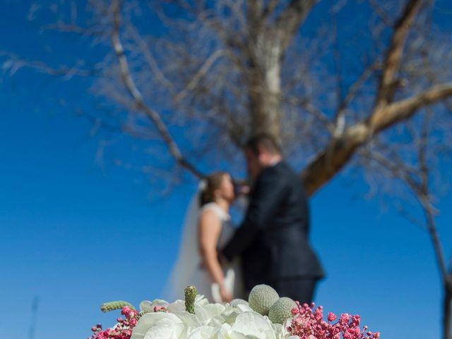 La boda de David y Sonia en Venta Del Pobre, Almería 21