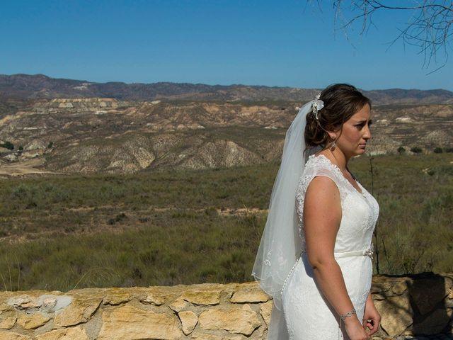 La boda de David y Sonia en Venta Del Pobre, Almería 22