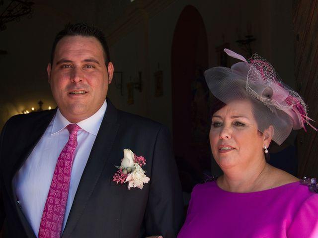 La boda de David y Sonia en Venta Del Pobre, Almería 23