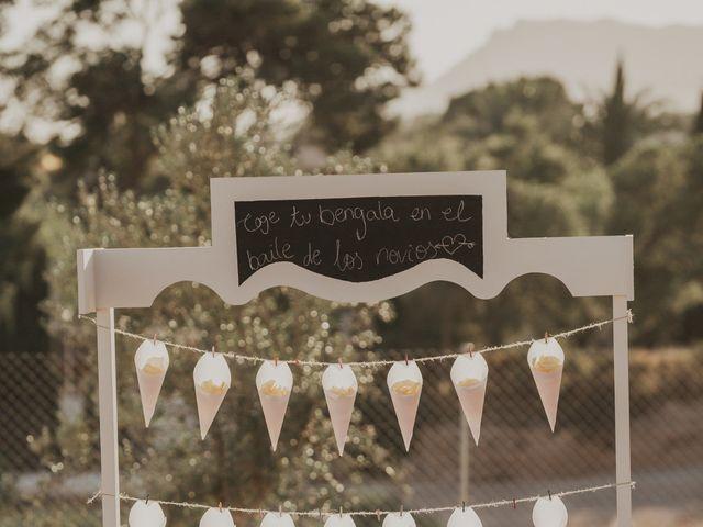 La boda de Jose Manuel y Vanesa en Crevillente, Alicante 18