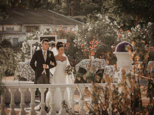 La boda de Jose Manuel y Vanesa en Crevillente, Alicante 45