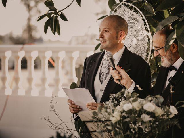 La boda de Jose Manuel y Vanesa en Crevillente, Alicante 55