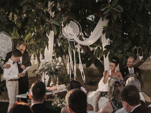 La boda de Jose Manuel y Vanesa en Crevillente, Alicante 61