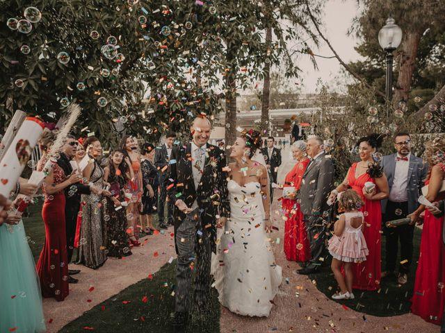 La boda de Jose Manuel y Vanesa en Crevillente, Alicante 75