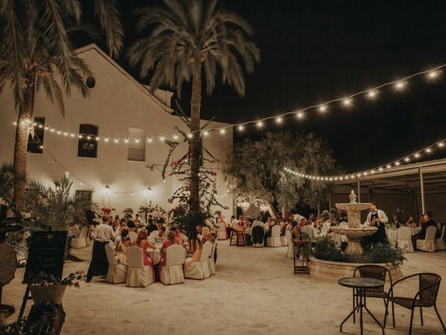 La boda de Jose Manuel y Vanesa en Crevillente, Alicante 88