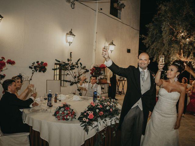 La boda de Jose Manuel y Vanesa en Crevillente, Alicante 90