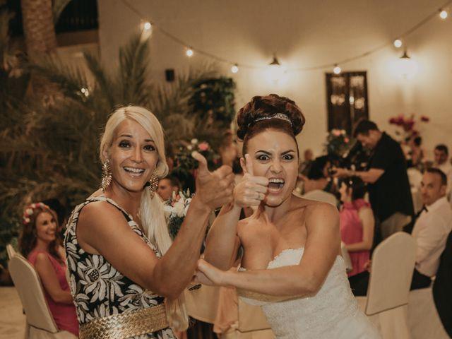 La boda de Jose Manuel y Vanesa en Crevillente, Alicante 94