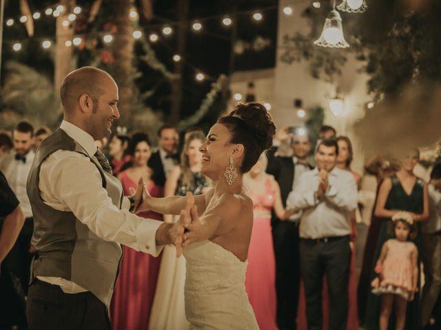 La boda de Jose Manuel y Vanesa en Crevillente, Alicante 104