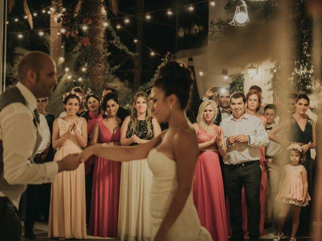 La boda de Jose Manuel y Vanesa en Crevillente, Alicante 106