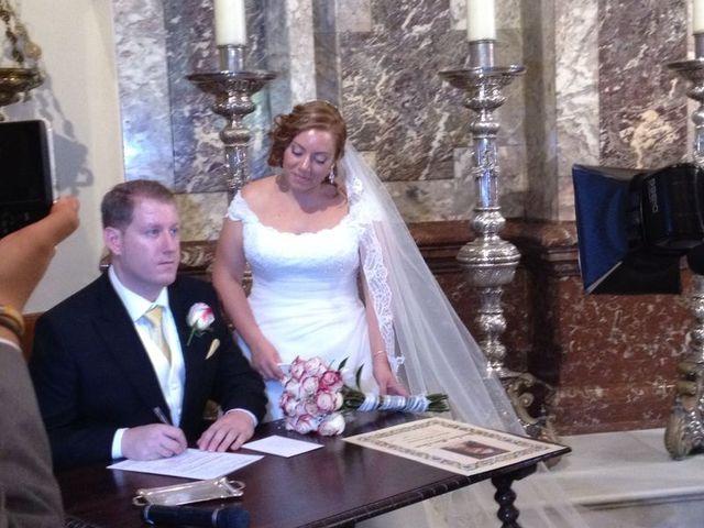 La boda de Maria Jose y Jose Luis en Sevilla, Sevilla 1