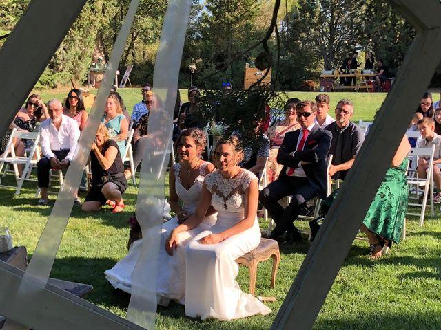 La boda de Ivette y Alba  en Rubio, Barcelona 2