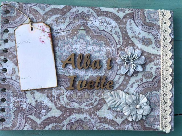 La boda de Ivette y Alba  en Rubio, Barcelona 4