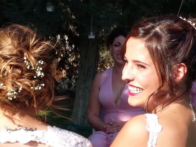 La boda de Ivette y Alba  en Rubio, Barcelona 1