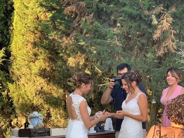 La boda de Ivette y Alba  en Rubio, Barcelona 8
