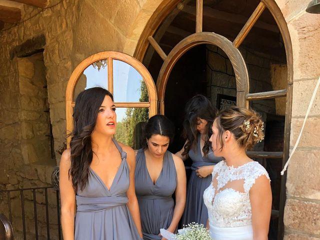 La boda de Ivette y Alba  en Rubio, Barcelona 9