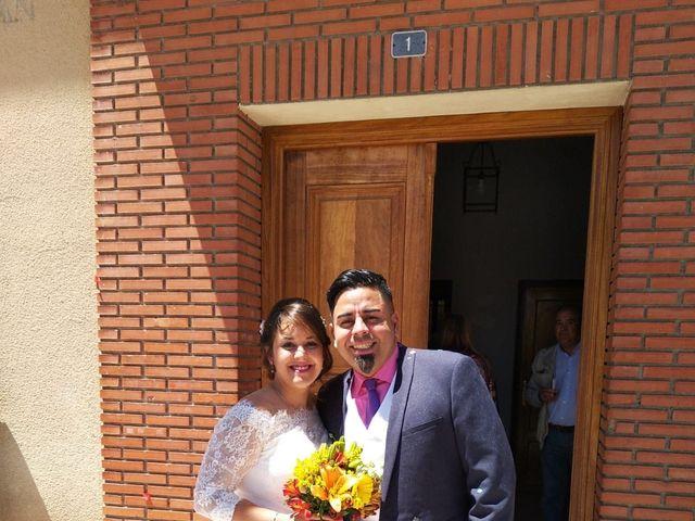 La boda de Ale y María en Garcillan, Segovia 3