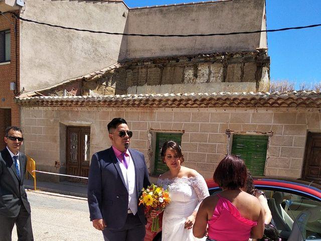 La boda de Ale y María en Garcillan, Segovia 4