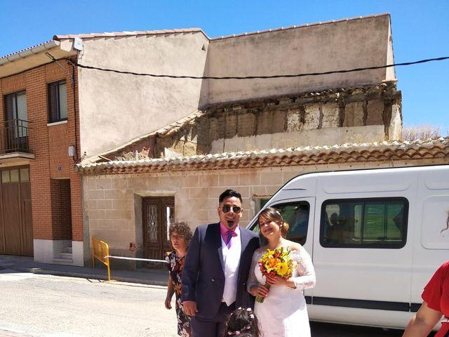La boda de Ale y María en Garcillan, Segovia 5