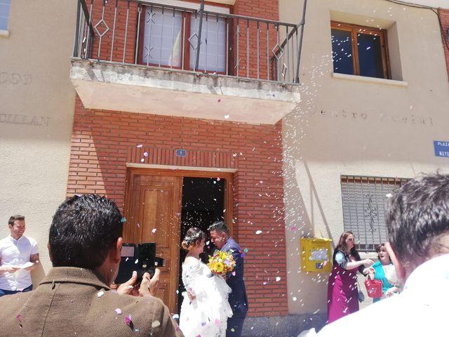 La boda de Ale y María en Garcillan, Segovia 8