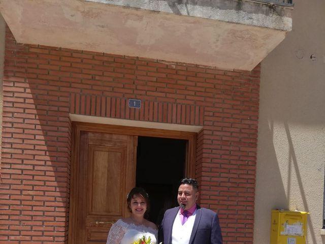 La boda de Ale y María en Garcillan, Segovia 11