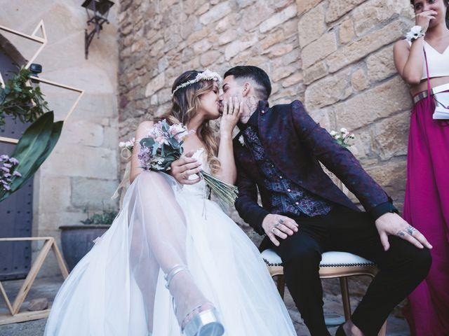 La boda de Marina y Stiven