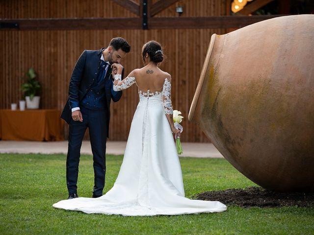 La boda de Sergi y Laura en Vilanova Del Valles, Barcelona 35