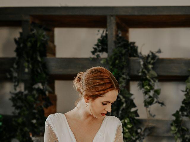 La boda de Jose y Luna en Otero De Herreros, Segovia 86
