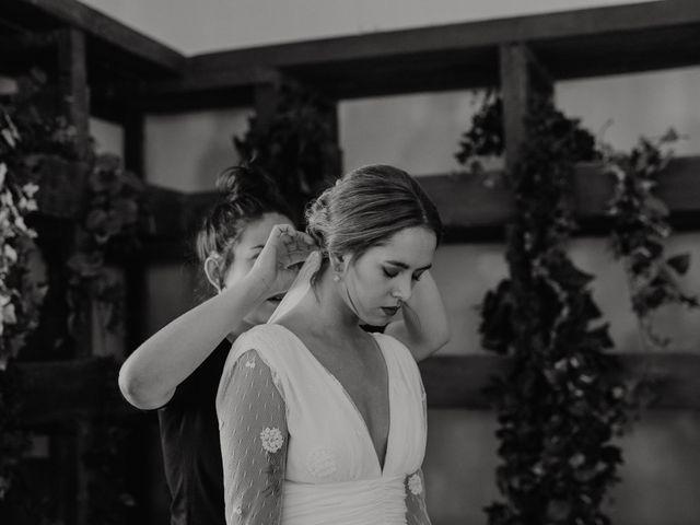 La boda de Jose y Luna en Otero De Herreros, Segovia 90