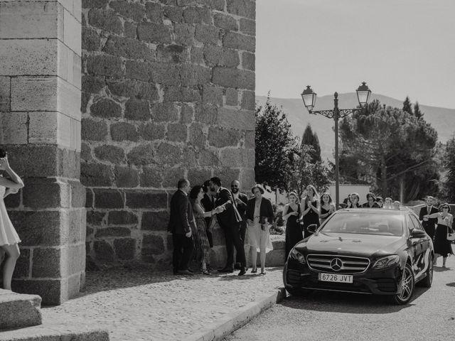 La boda de Jose y Luna en Otero De Herreros, Segovia 95