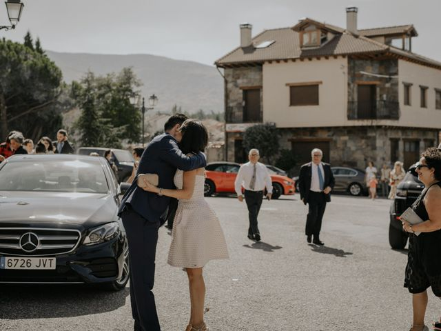 La boda de Jose y Luna en Otero De Herreros, Segovia 96