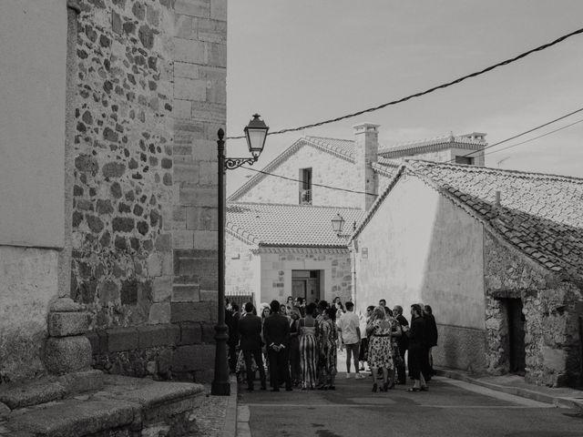 La boda de Jose y Luna en Otero De Herreros, Segovia 98