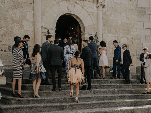 La boda de Jose y Luna en Otero De Herreros, Segovia 101