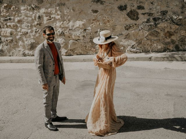 La boda de Jose y Luna en Otero De Herreros, Segovia 103
